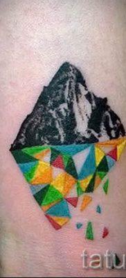 Фото тату горы – для статьи про значение татуировки с рисунком гор – tatufoto.ru – 24