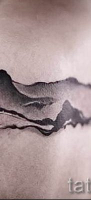 Фото тату горы – для статьи про значение татуировки с рисунком гор – tatufoto.ru – 32