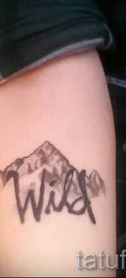 Фото тату горы – для статьи про значение татуировки с рисунком гор – tatufoto.ru – 56