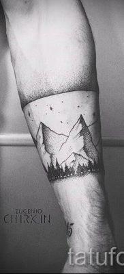 Фото тату горы – для статьи про значение татуировки с рисунком гор – tatufoto.ru – 59