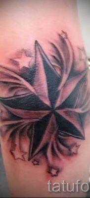 Фото тату звезды на локтях для статьи про значение рисунка татуировки – tatufoto.ru – 29
