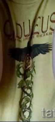 Фото тату звезды на локтях для статьи про значение рисунка татуировки – tatufoto.ru – 30