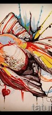 Фото тату золотая рыбка для статьи про значение рисунка татуировки – tatufoto.ru – 8