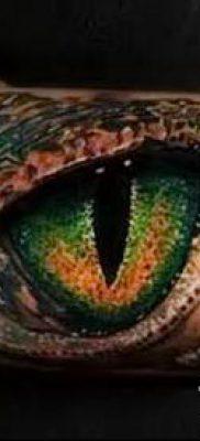 Фото тату крокодил для статьи про значение татуировки крокодил – tatufoto.ru – 1