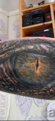 Фото тату крокодил для статьи про значение татуировки крокодил – tatufoto.ru – 17