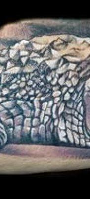 Фото тату крокодил для статьи про значение татуировки крокодил – tatufoto.ru – 26