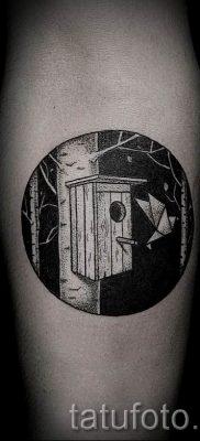 Фото тату круг для статьи про значение татуировки с кругом – tatufoto.ru – 10