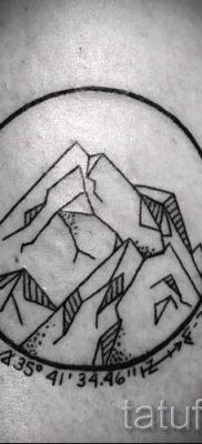 Фото тату круг для статьи про значение татуировки с кругом – tatufoto.ru – 43