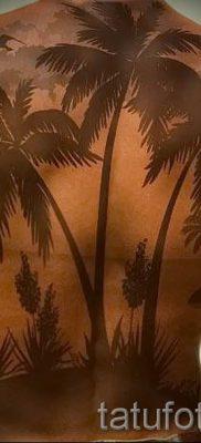 Фото тату пальма для статьи про значение татуировки пальма – tatufoto.ru – 6