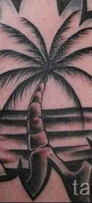 Фото тату пальма для статьи про значение татуировки пальма – tatufoto.ru – 11