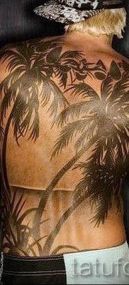 Фото тату пальма для статьи про значение татуировки пальма – tatufoto.ru – 12