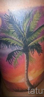 Фото тату пальма для статьи про значение татуировки пальма – tatufoto.ru – 23