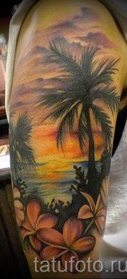 Фото тату пальма для статьи про значение татуировки пальма – tatufoto.ru – 30