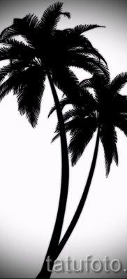 Фото тату пальма для статьи про значение татуировки пальма – tatufoto.ru – 31