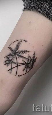 Фото тату пальма для статьи про значение татуировки пальма – tatufoto.ru – 36