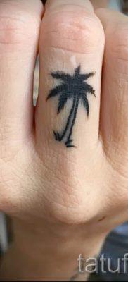 Фото тату пальма для статьи про значение татуировки пальма – tatufoto.ru – 41