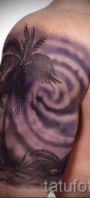Фото тату пальма для статьи про значение татуировки пальма – tatufoto.ru – 46
