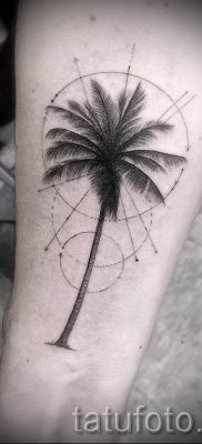 Фото тату пальма для статьи про значение татуировки пальма – tatufoto.ru – 53