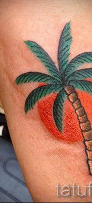 Фото тату пальма для статьи про значение татуировки пальма – tatufoto.ru – 54