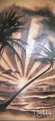 Фото тату пальма для статьи про значение татуировки пальма – tatufoto.ru – 56