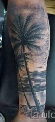 Фото тату пальма для статьи про значение татуировки пальма – tatufoto.ru – 60