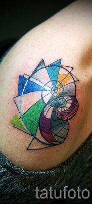 Фото тату ракушка для статьи про значение ракушки в татуировке – tatufoto.ru – 2