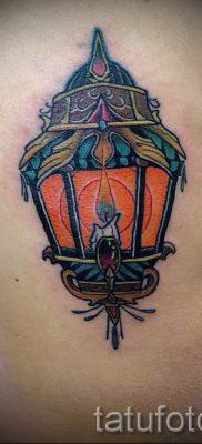 Фото тату свеча для статьи про значение татуировки со свечей – tatufoto.ru – 21