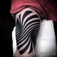 Значение тату спираль