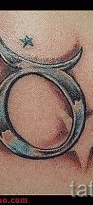 Фото тату телец для статьи про значение татуировки с рисунком телец – tatufoto.ru – 31