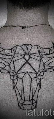 Фото тату телец для статьи про значение татуировки с рисунком телец – tatufoto.ru – 38
