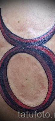 Фото тату телец для статьи про значение татуировки с рисунком телец – tatufoto.ru – 41