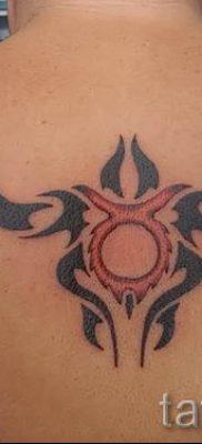 Фото тату телец для статьи про значение татуировки с рисунком телец – tatufoto.ru – 46