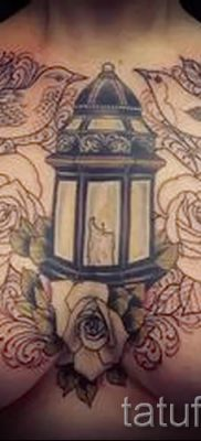 Фото тату фонарь для статьи про значение татуировки с фонарем – tatufoto.ru – 3