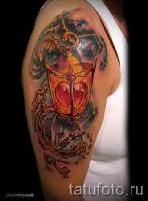 Фото тату фонарь для статьи про значение татуировки с фонарем - tatufoto.ru - 10