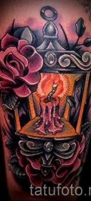 Фото тату фонарь для статьи про значение татуировки с фонарем – tatufoto.ru – 12