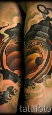 Фото тату фонарь для статьи про значение татуировки с фонарем – tatufoto.ru – 15