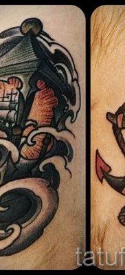 Фото тату фонарь для статьи про значение татуировки с фонарем – tatufoto.ru – 23