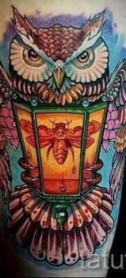 Фото тату фонарь для статьи про значение татуировки с фонарем – tatufoto.ru – 25