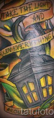 Фото тату фонарь для статьи про значение татуировки с фонарем – tatufoto.ru – 26