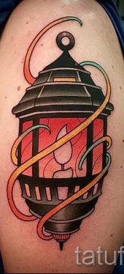Фото тату фонарь для статьи про значение татуировки с фонарем – tatufoto.ru – 28