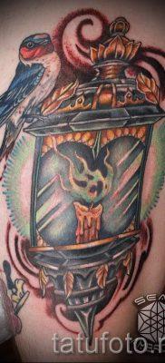 Фото тату фонарь для статьи про значение татуировки с фонарем – tatufoto.ru – 30