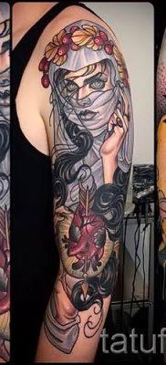 Фото тату фонарь для статьи про значение татуировки с фонарем – tatufoto.ru – 33