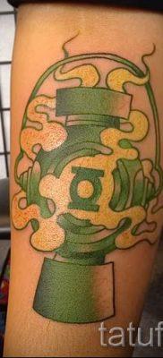 Фото тату фонарь для статьи про значение татуировки с фонарем – tatufoto.ru – 34