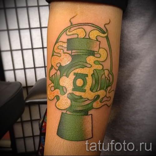 Фото тату фонарь для статьи про значение татуировки с фонарем - tatufoto.ru - 34