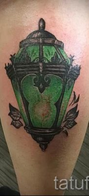 Фото тату фонарь для статьи про значение татуировки с фонарем – tatufoto.ru – 35