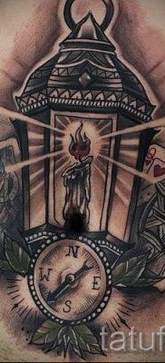 Фото тату фонарь для статьи про значение татуировки с фонарем – tatufoto.ru – 39