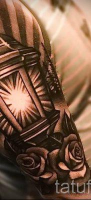 Фото тату фонарь для статьи про значение татуировки с фонарем – tatufoto.ru – 40