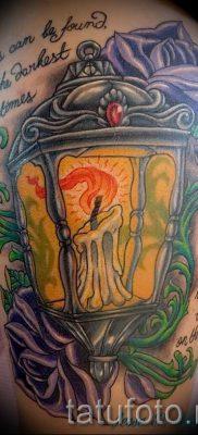 Фото тату фонарь для статьи про значение татуировки с фонарем – tatufoto.ru – 47