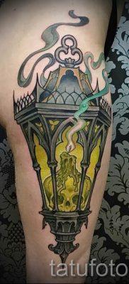 Фото тату фонарь для статьи про значение татуировки с фонарем – tatufoto.ru – 50