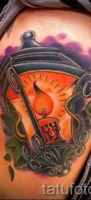 Фото тату фонарь для статьи про значение татуировки с фонарем – tatufoto.ru – 51